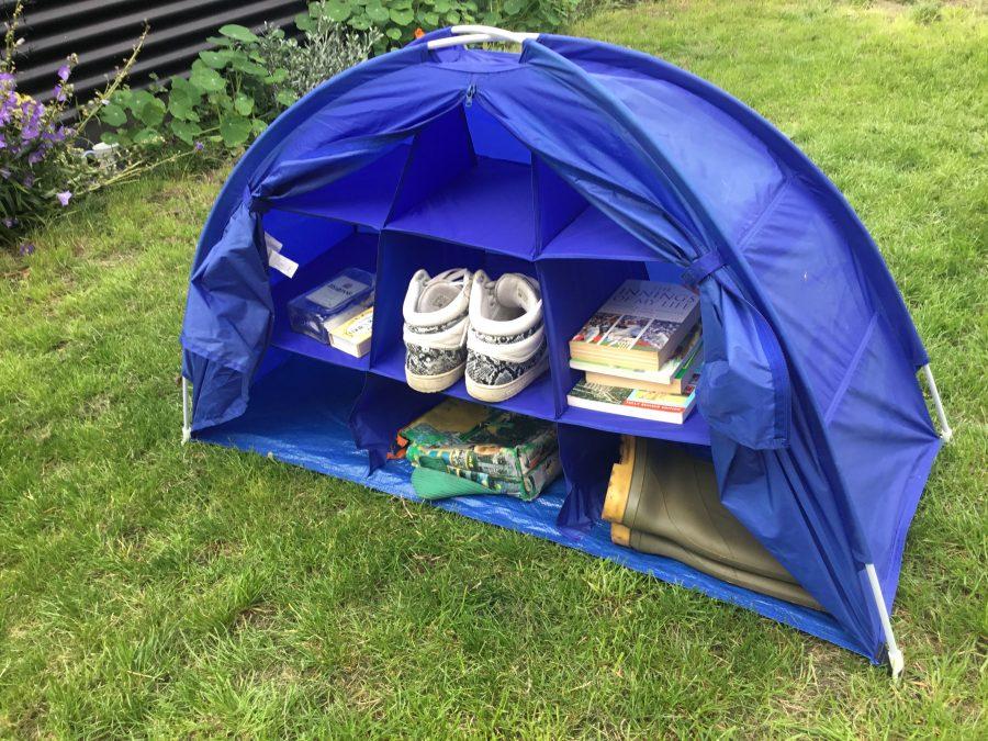 Camping Storage Organiser / Wardrobe