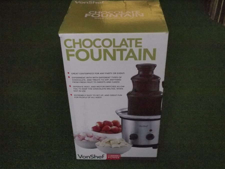 Chocolate Fountain #1