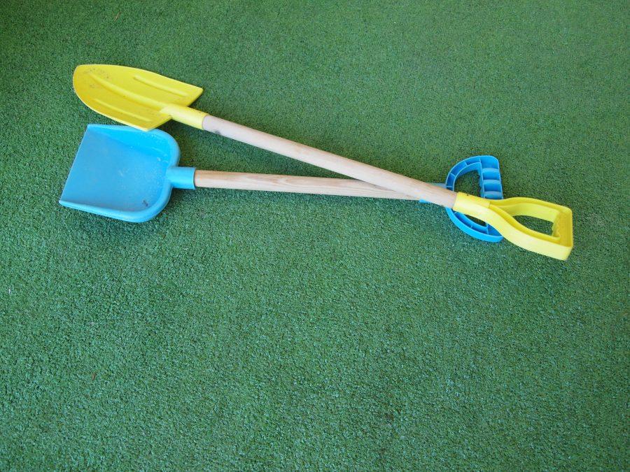 Kids Spade & Shovel