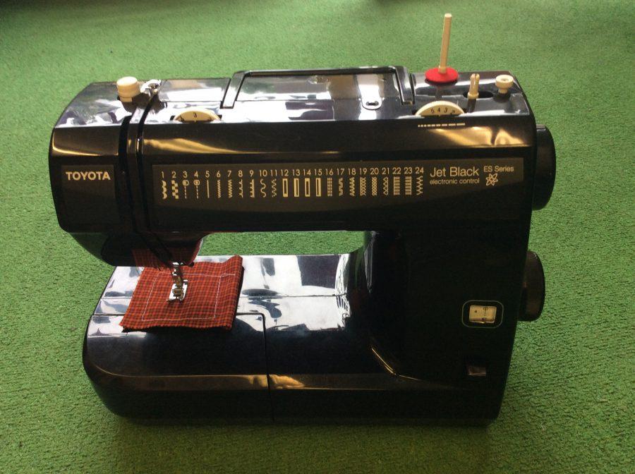 Sewing Machine #6
