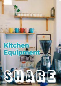 Kitchen Equipmenet